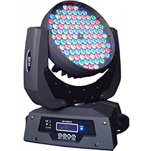 LED Moving Head Wash 108 x 3w RGBW