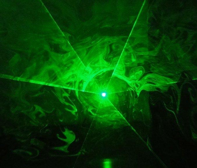 все-таки картинка лазер в дыму был посвящен